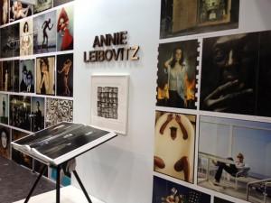 Энни Лейбовитц, ярмарка Art Basel, книга Sumo Лейбовитц