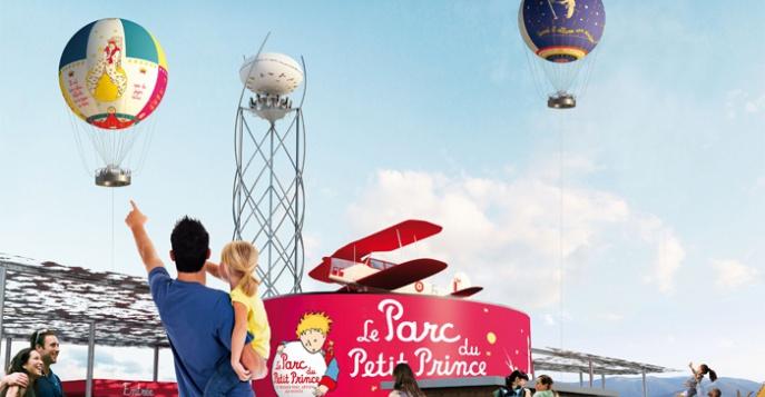 """Во Франции открыли тематический парк, посвященный """"Маленькому принцу"""""""