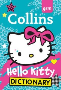 словарь Hello Kitty , описание казни в словаре для детей, книги для детей