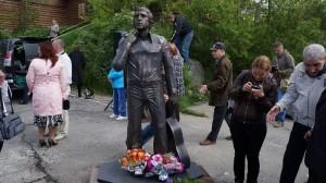 Владимир Высоцкий, памятник Высоцкому в Магадане, новости литературы