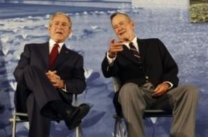Джордж Буш, Джордж Герберт Буш, биография Джорджа Буша, звезды пишут книги