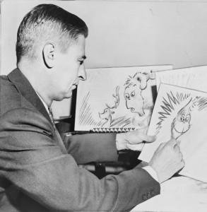 Хортон и Гринч, Доктор Сьюз, детская литература, книги для детей