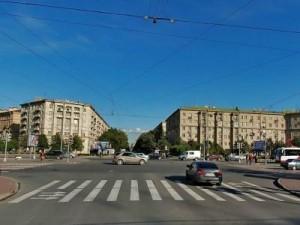 Площадь Стругацких в Санкт-Петербурге, братья Стругацкие, Аркадий Стругацкий, Борис Стругацкий