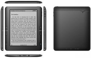 Ritmix RBK-695FL , букридер на E-Ink и Android, новинки букридеры, обзоры букридеры