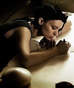 """""""Девушка с татуировкой дракона"""", Стиг Ларссон, Дэвид Финчер, экранзации книг"""