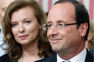 Валери Триервейлер, Франсуа Олланд, Спасибо за мгновенье