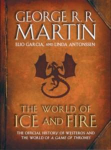 Мир льда и пламени, Песнь льда и пламени, Ветра зимы Джордж Мартин