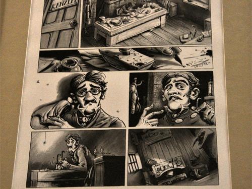 Книгу Ивана Франко превратят в комикс