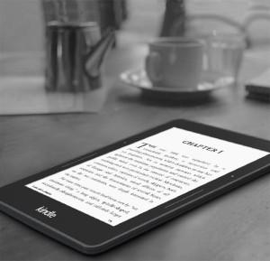 Amazon Kindle Voyage, анонсы букридеры, новинки букридеры