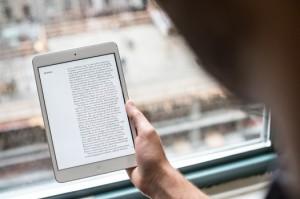 электронные книги, iPad, Kindle, букридеры новости