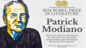 Патрик Модиано , Нобелевская премия по литературе 2014, писатель нобелевский лауреат, премии по литературе, литературные премии