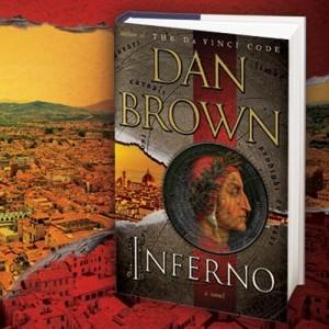 Инферно, Дэн Браун, экранизации книг