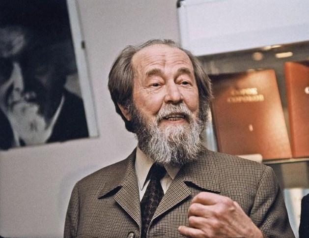 100-летие Солженицына, Александр Солженицын