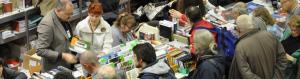 ярмарка литературы non/fiction, книжные выставки, книжные ярмарки