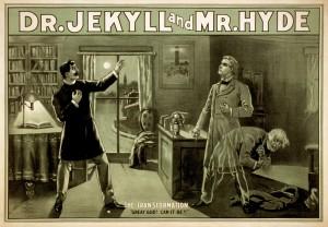 Странная история доктора Джекила и мистера Хайда, Роберт Льюис Стивенсон, экранизации книг