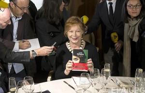 Лиди Сальвер, Гонкуровская премия, литературные премии