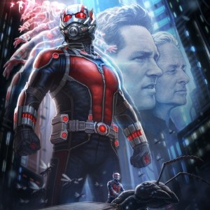 Человек-муравей, экранизации книг