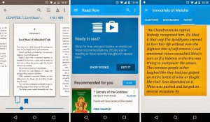 Google Play Books, новости букридер, электронная литература