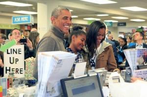 Барак Обама , книги США, новости литературы