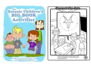 книги о сатанизме, детская литература, детские книги США