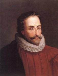 Мигель де Сервантес Сааведра, могила Сервантеса в Испании