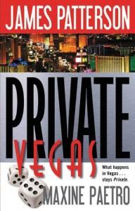 Джеймс Паттерсон, Рядовой Вегас, саморазрушающаяся книга