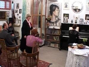 клуб-музей Ахматовой в Ташкенте, музей Анны Ахматовой в Узбекистане