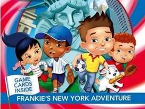 Фрэнк Лэмпард, Приключения Фрэнки в Нью-Йорке, книги для детей