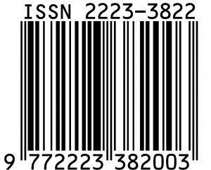 национальный центр ISSN , регистрация серийных изданий