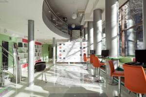 Новый библиотечный центр, М-86, новости библиотеки