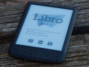 Qumo Libro Lux II , анонсы букридеров, новинки букридеры