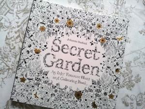 книги-раскраски для взрослых, Amazon.com, книги бестселлеры, Secret Garden