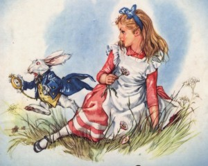 Алиса в стране чудес, Льюис Кэррол, 150 лет Алисе в стране чудес