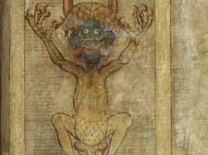 Кодекс Гигас, Дьявольская библия, Книга о Люцифере
