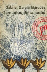 Габриэль Гарсиа Маркес, Сто лет одиночества, украли первое издание Маркеса