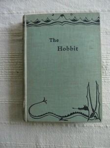 первое издание Хоббита, Дж Р. Р. Толкиен, аукцион редких книг
