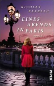 Николя Барро, Однажды вечером в Париже, анонсы книг