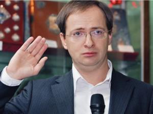 Владимир Мединский, Стена, новости литературы