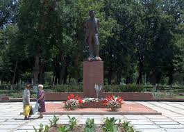 Памятник Пушкину в Ташкенте, А. С. Пушкин
