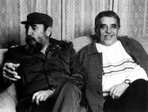 Габриэль Гарсиа Маркес, за Маркесом следило ФБР, Фидель Кастро