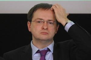 Владимир Мединский, антипиратский закон