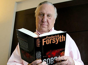 Фредерик Форсайт, шпион, новости литературы