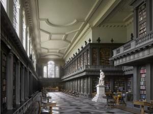 Библиотека Кодрингтон, Великобритания