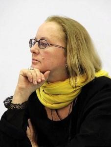 Литературовед, руководитель редакции «Современная русская проза» издательства «АСТ» Елена Шубина