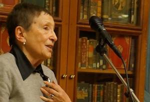 Лауреат премии «Мастер литературного перевода» 2016 года Ксения Старосельская