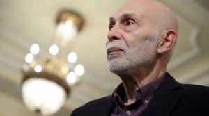Победитель национальной литературной премии «Большая книга-2016» Леонид Юзефович