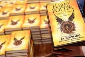 Лидером списка бестселлеров 2016 года стала книга «Гарри Поттер и проклятое дитя»