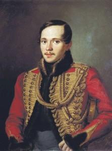 Портрет М. Ю. Лермонтова (1837 г.)