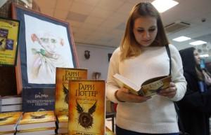 Тираж книги «Гарри Поттер и проклятое дитя» допечатан!