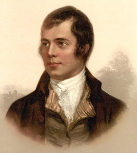Роберт Бернс (1759 – 1796)